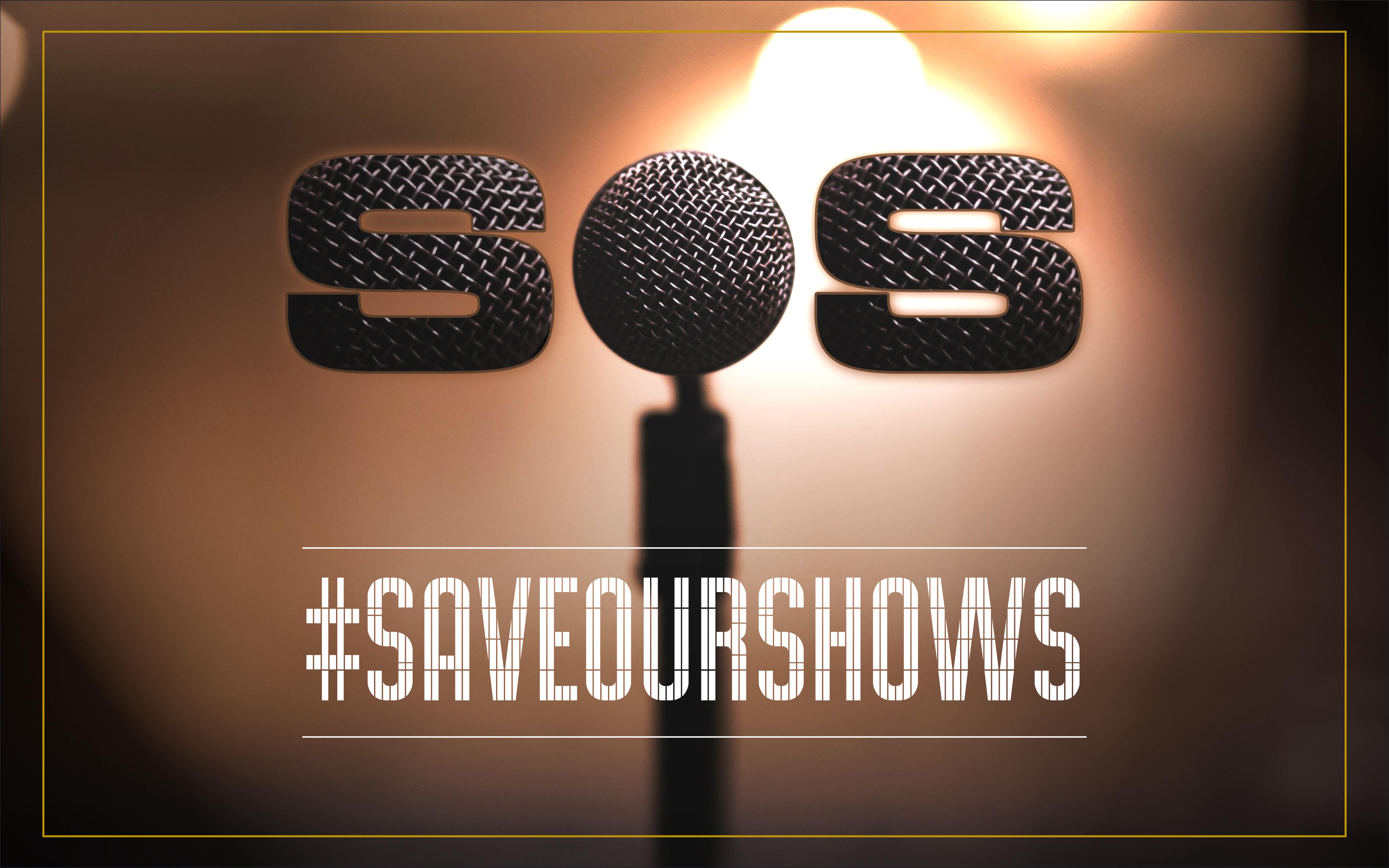 Voss Veranstaltungstechnik - Save our Shows
